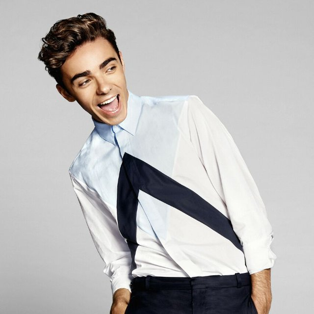 Nathan Sykes Press Promo Handheld Capital Fm Summertime Ball Demi