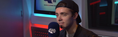 Nathan Sykes Capital Breakfast