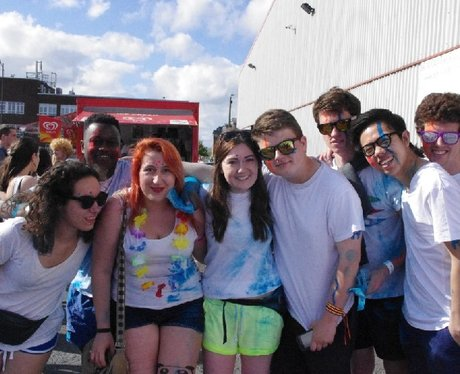 Colour Festival 2015 part 1