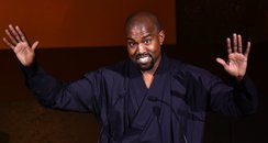 Kanye West 2015 CFDA Fashion Awards