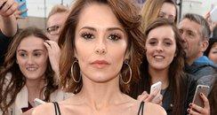 Cheryl Fernandez-Versini attends X Factor