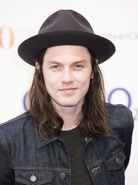 James Bay attending the Nordoff Robbins O2 Silver