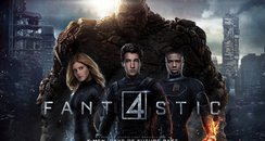 Fantastic Four Quad 2015