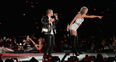 Nick Jonas Joins Taylor Swift On Stage