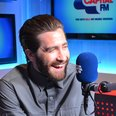 Jake Gyllenhaal on Capital Breakfast with Dave Ber