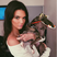 Image 10: Kendall Jenner and dog