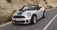 Mini Coopers Roadster