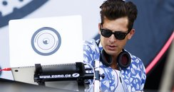 Mark Ronson at V Festival 2015