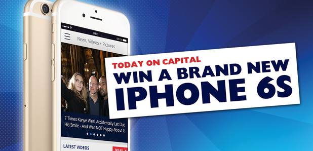 Win an iPhone 6s - Mobil6000