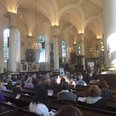 Derby Cathedral refugees summit