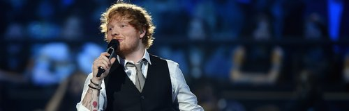 Ed Sheeran MTV EMA's 2015 Show