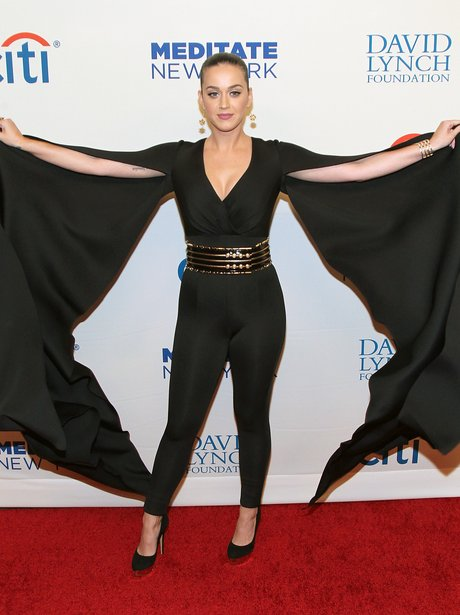 Katy Perry attends the Change Begins Within