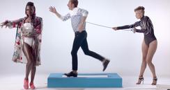 Martin Solveig +1 Music Video