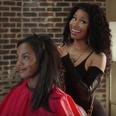 Nicki Minaj Barbershop Trailer