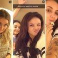 Little Mix Snapchat Still