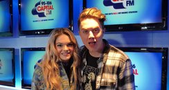 Louisa Johnson Interview With Roman Kemp