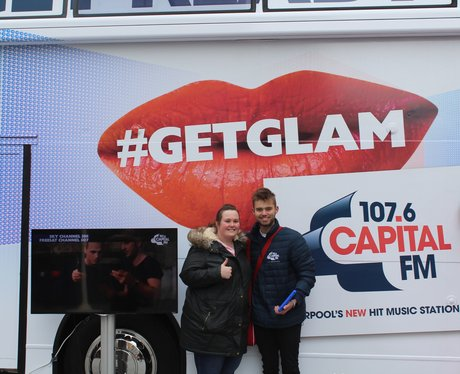 Capital Glam Bus 29th & 30th part 1