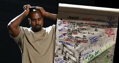 Kanye West 'Waves' Album