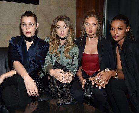 Jasmine Tookes, Bella Hadid, Gigi Hadid