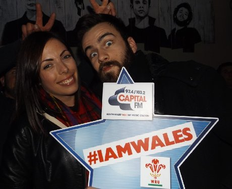 Capital Live In The City - Wales v France