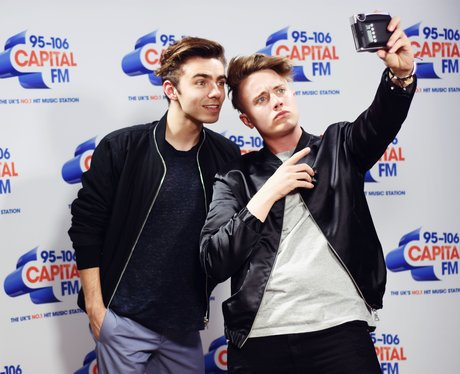 Nathan Sykes & Roman Kemp on Capital