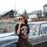 Image 4: Selena Gomez in Guns n Roses tee