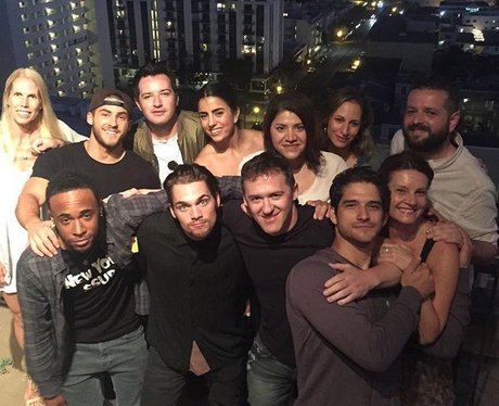 Teen Wolf Cast At Comic Con San Diego 2016
