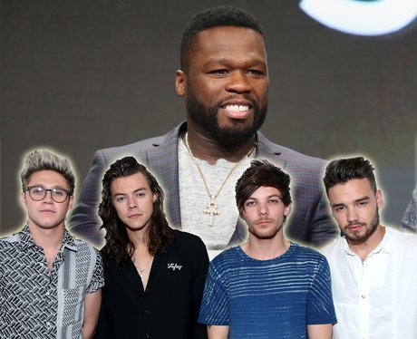 50 Cent One Direction