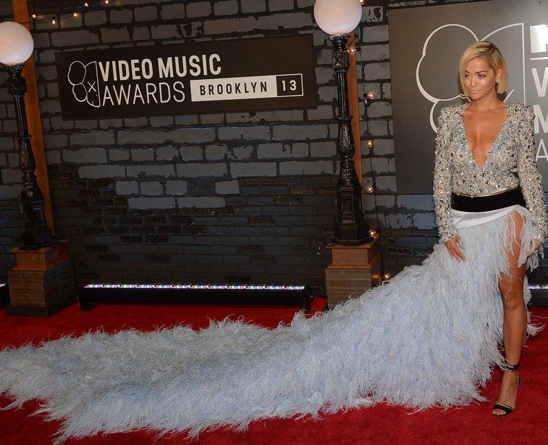 MTV VMA's crazy outfits Rita Ora