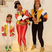 Image 6: Beyonce and Blue-Ivy co-ordinate their outfits