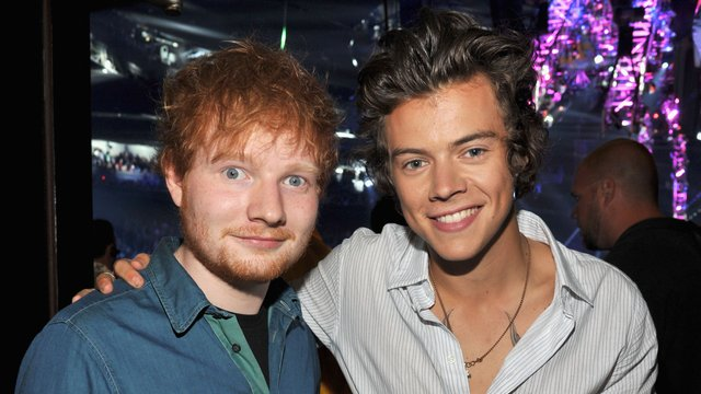 Ed Sheeran Has Revealed New Details About Harry Styles' Solo Music & We're Even More Excited