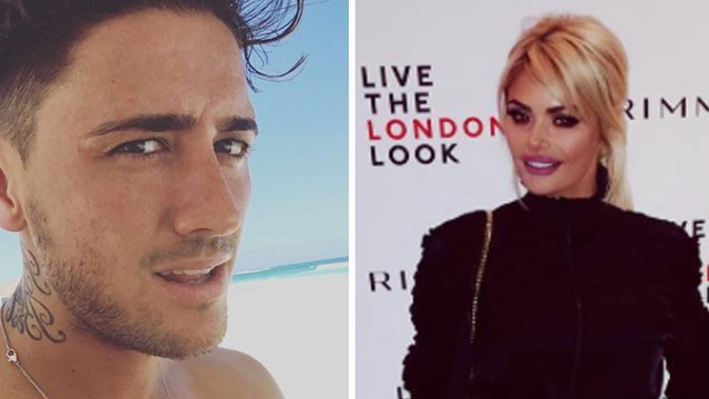 "TOWIE's Chloe Sims Slates Stephen Bear For ""Outright"" Asking Brands To Send Him Free Stuff"