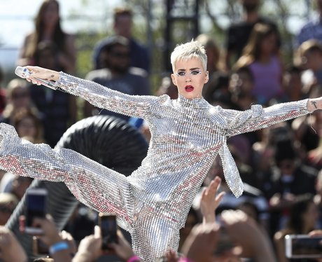 Katy Perry performs during 'Katy Perry - Witness W