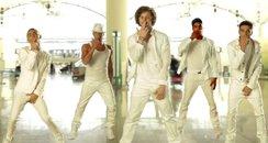 The Wanted 'Walks Like Rihanna' Video