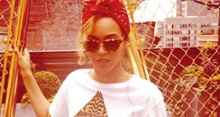 Beyonce from Tumblr